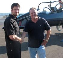 Dave Riggs Pilot