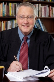 Judge Richard B Halloran