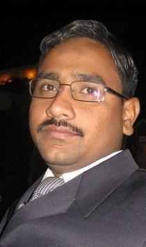 Naeem Shah, Syed