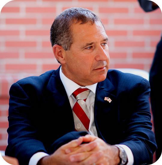 Michael Harris IU Kokomo