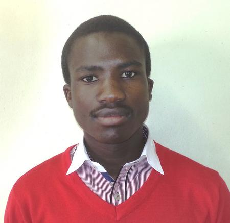 Benhardt Nande Mungonena