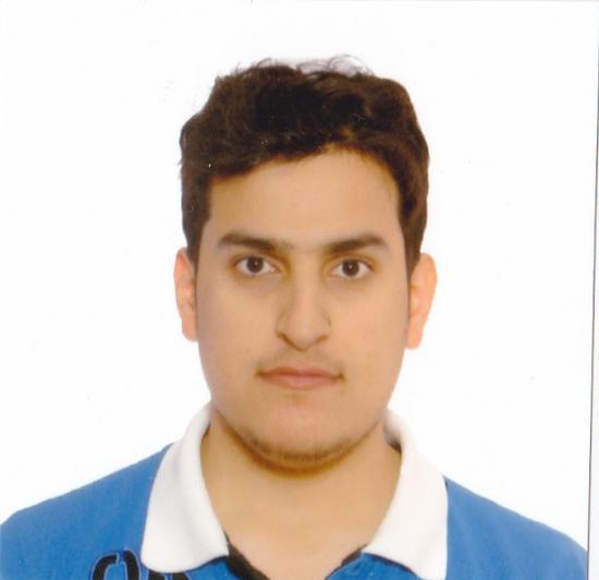 Saleh Alhomair