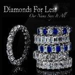 Diamonds For Less