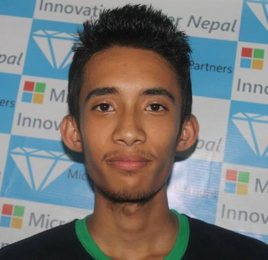 Nitesh Shrestha