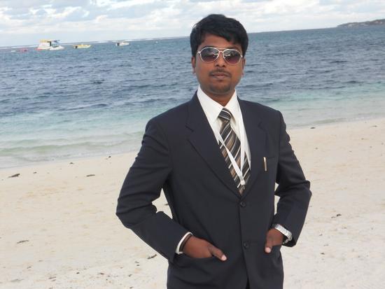 M Gopi Krishna