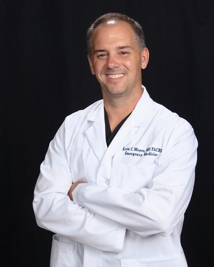 Kevin C. Meyer, M.D., FACEP