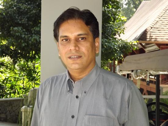 C Vinod Kumar