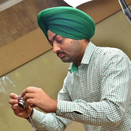 Harjot Singh Grewal