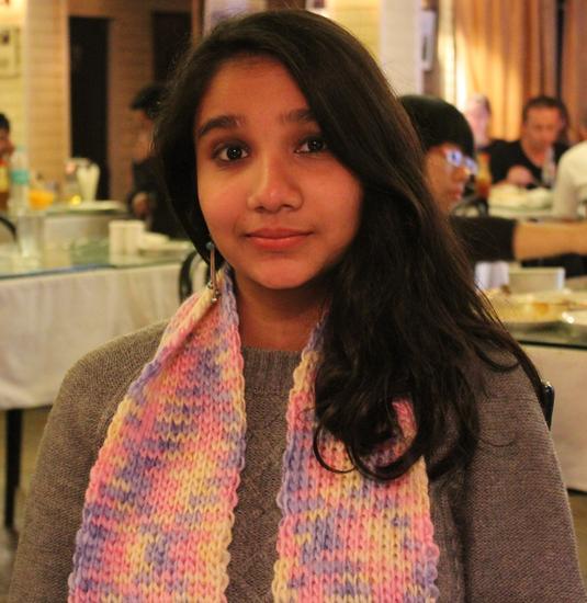 Ashmita R. Ghosh