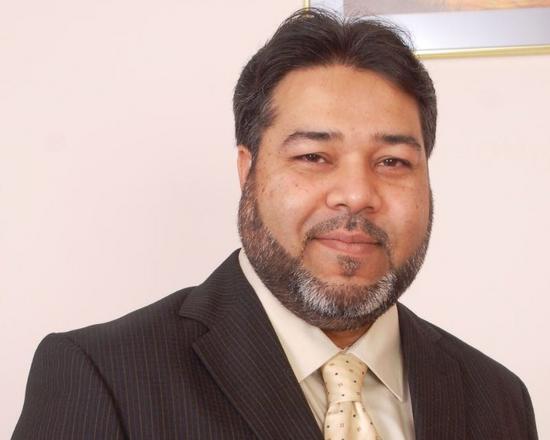 Syed Moqeem Nasir