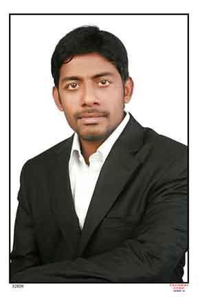 Harish Pravin Paramasivan