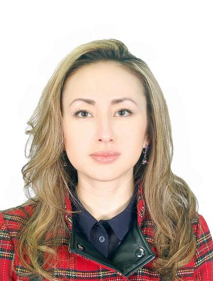 Darina Sagataeva