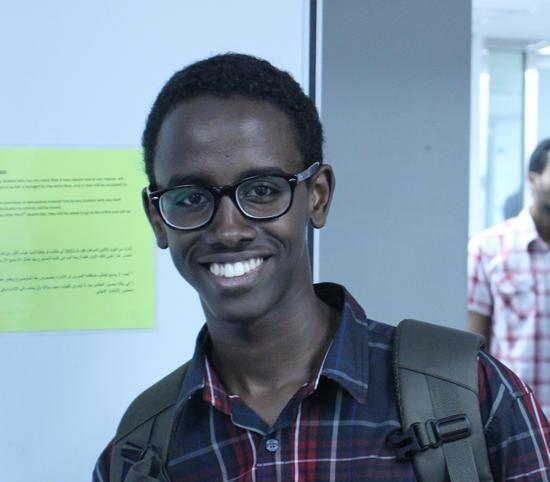 Omar Warsame