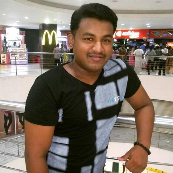 Pranesh Kumar P.S