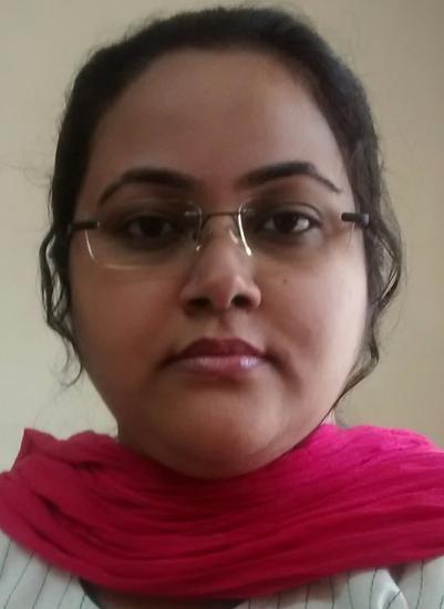 Sharmita Choudhury