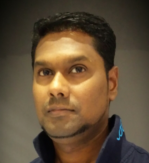 Msurendran Manickam