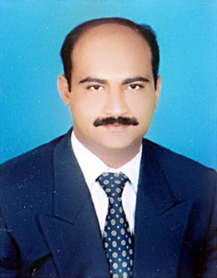Iftikhar Ali Lashari