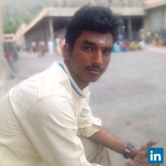 Aravintharaj B