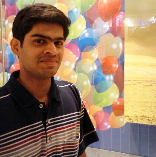 Suraj P Jayan