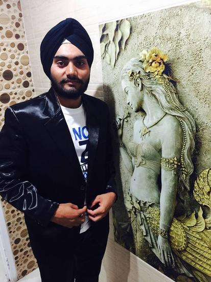 Gursimran Singh  Jhalli