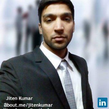 Jiten Kumar