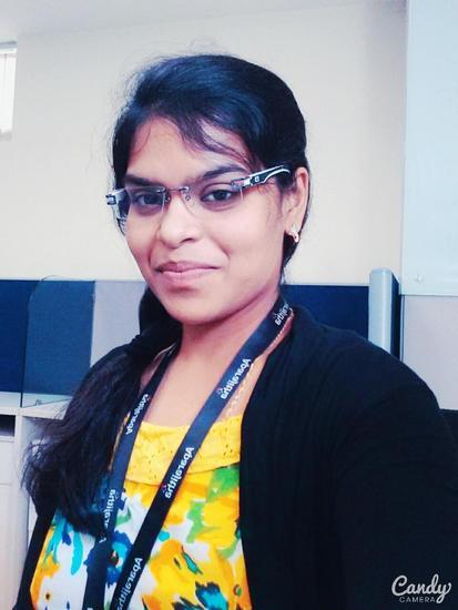 Monica Bhoopalraj