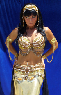 Venusahara Arizona Belly Dance Performer