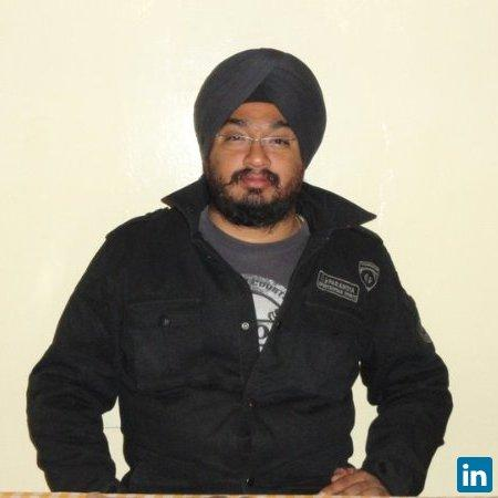 Supreet Singh Dhanjal