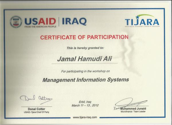 Jamal Hamoudi Ali