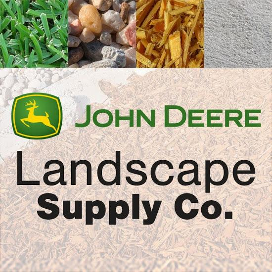 John Deer at Landscape Supply Co