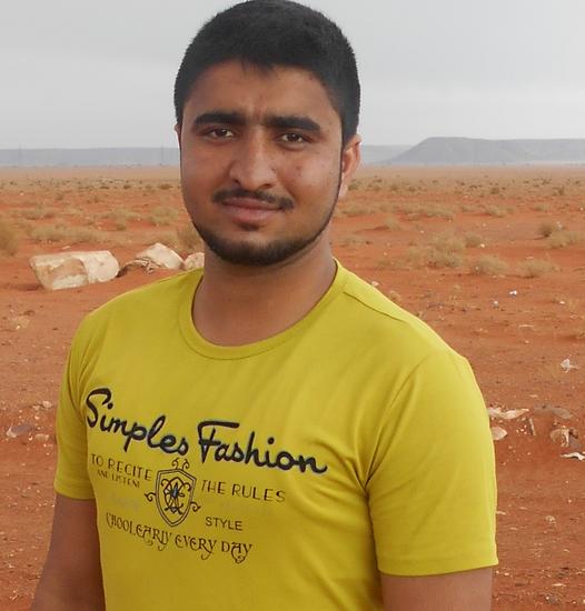 Shahzada Arslan Ahmed