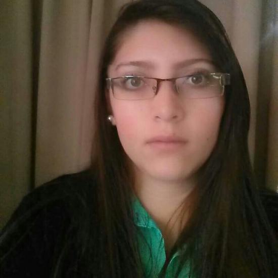 Michelle Rocío  Angeles Casas