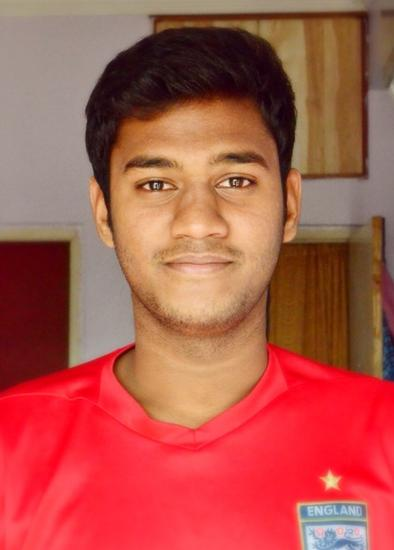 T Rakshit Reddy