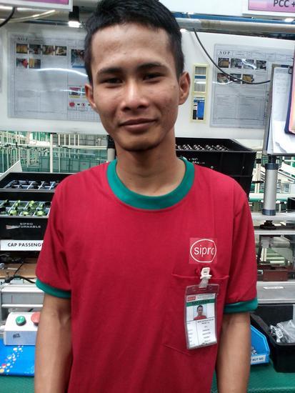 Mohd Safrizan Safuan Bin Mat Ali