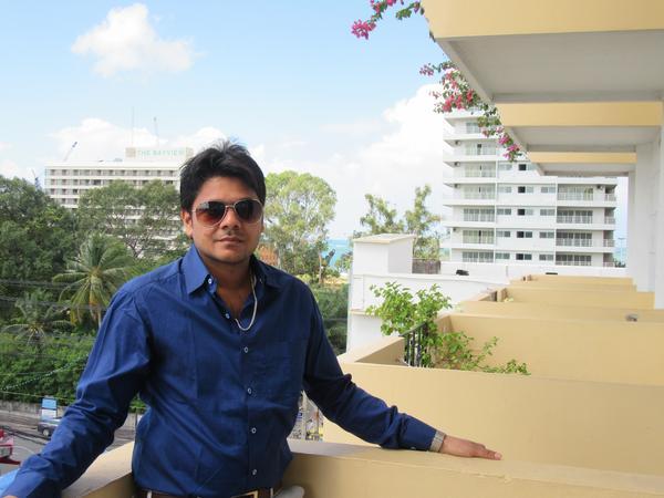 Sudeep Varshagadh