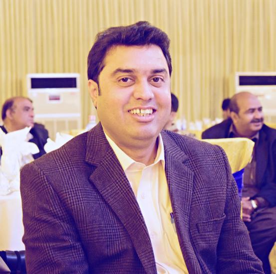 Syed Sadaqat Hussain