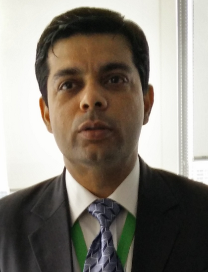 Shishir Kumar, BE, MBA, PMP