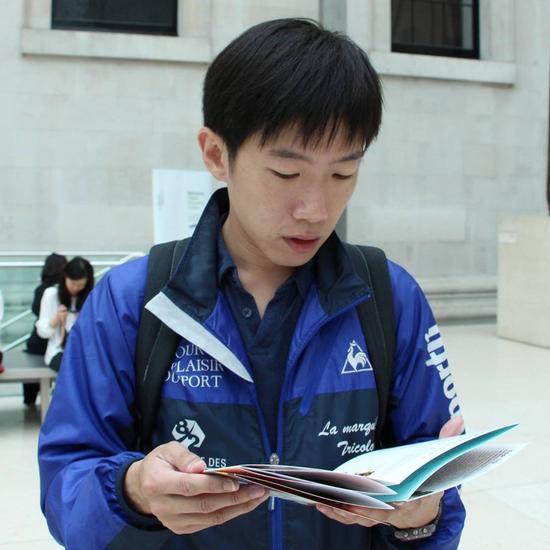 Yu Ming Liu