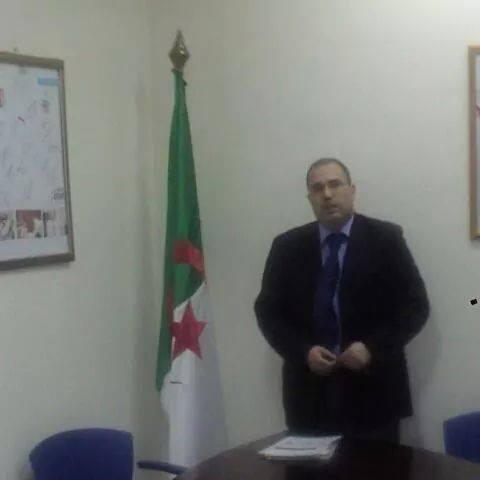 Djamel-Eddine Abdelghani DRIDI